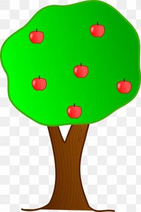 Apple Harvest - Apple Cartoon Clip Art PNG