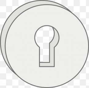 Keyhole Cliparts - Key Pin Tumbler Lock Clip Art PNG
