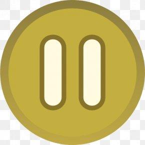 Gold Icon Vector - Button Clip Art PNG
