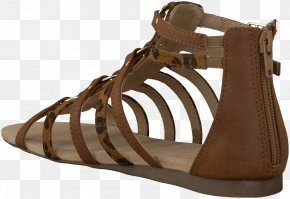 Rivet Effect - Suede Sandal Shoe Walking PNG