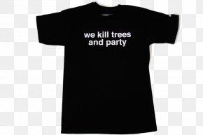 T-shirt - T-shirt Clothing Merchandising Crew Neck PNG