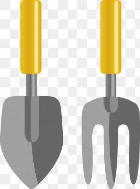 Metal Shovel Elements - Tool PNG