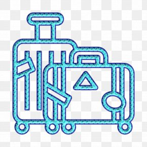 Suitcase Icon Travel Icon - Travel Icon Suitcase Icon PNG