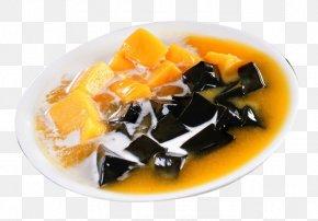 Frozen Mango Cents - Vegetarian Cuisine Mango Pomelo Sago Fish Finger Minced Pork Rice PNG