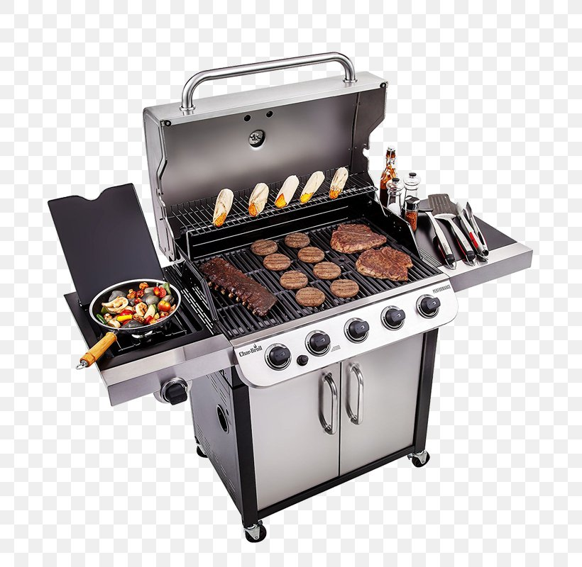 Barbecue Char-Broil Performance Series 463377017 Grilling Gas Burner, PNG, 800x800px, Barbecue, Barbecue Grill, Brenner, Charbroil, Charbroil 3 Burner Gas Grill Download Free