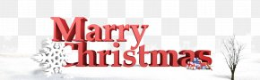 Merry Christmas Background - Christmas Typeface Typography Font PNG