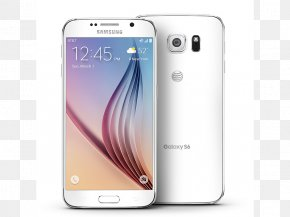 Galaxy S6 - Samsung Galaxy S6 White Android Unlocked PNG