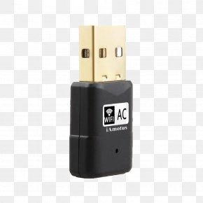 USB - Adapter Dongle Wireless USB Wireless Network Interface Controller Wi-Fi PNG