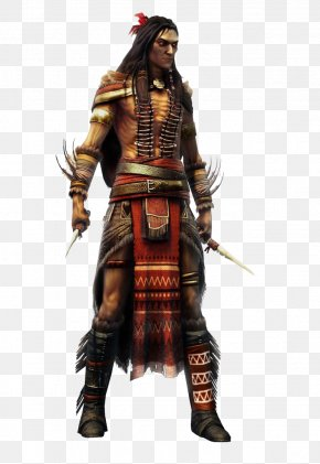 Indianer - Assassin's Creed III: The Battle Hardened Pack Assassin's Creed III: Liberation Assassin's Creed: Brotherhood PNG
