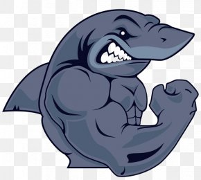 Cartoon Shark - Call Of Duty: Ghosts Gymshark Fitness Centre Physical Exercise PNG