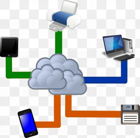 Cloud Computing - Cloud Computing Computer Clip Art PNG