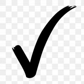 Mark - Check Mark Symbol Clip Art PNG