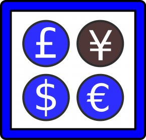 Money Change Cliparts - Bureau De Change Clip Art PNG