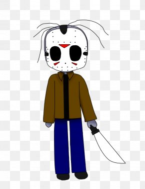 Jason Voorhees - Character Male Costume Clip Art PNG