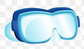 Sea Mask Clipart - Goggles Clip Art PNG