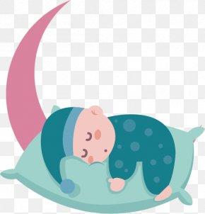 Baby Boy On The Moon - Infant Nanny BabyCenter Sleep Child PNG