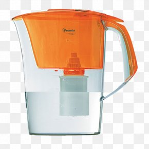 Orange Water - Jug Internet Filter Drinking Water PNG