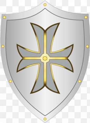 Shield Design - Middle Ages Shield Coat Of Arms Clip Art PNG