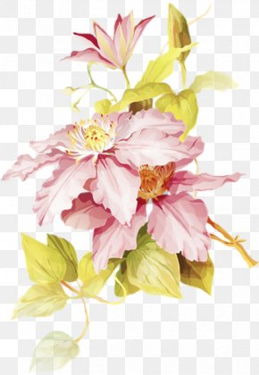 Flower - Watercolour Flowers Watercolor Painting Drawing PNG