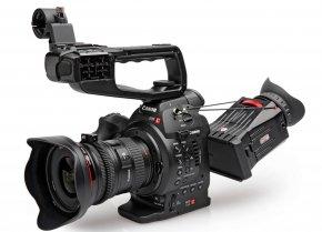 Video Camera - Canon EOS C100 Zacuto Video Cameras Film PNG