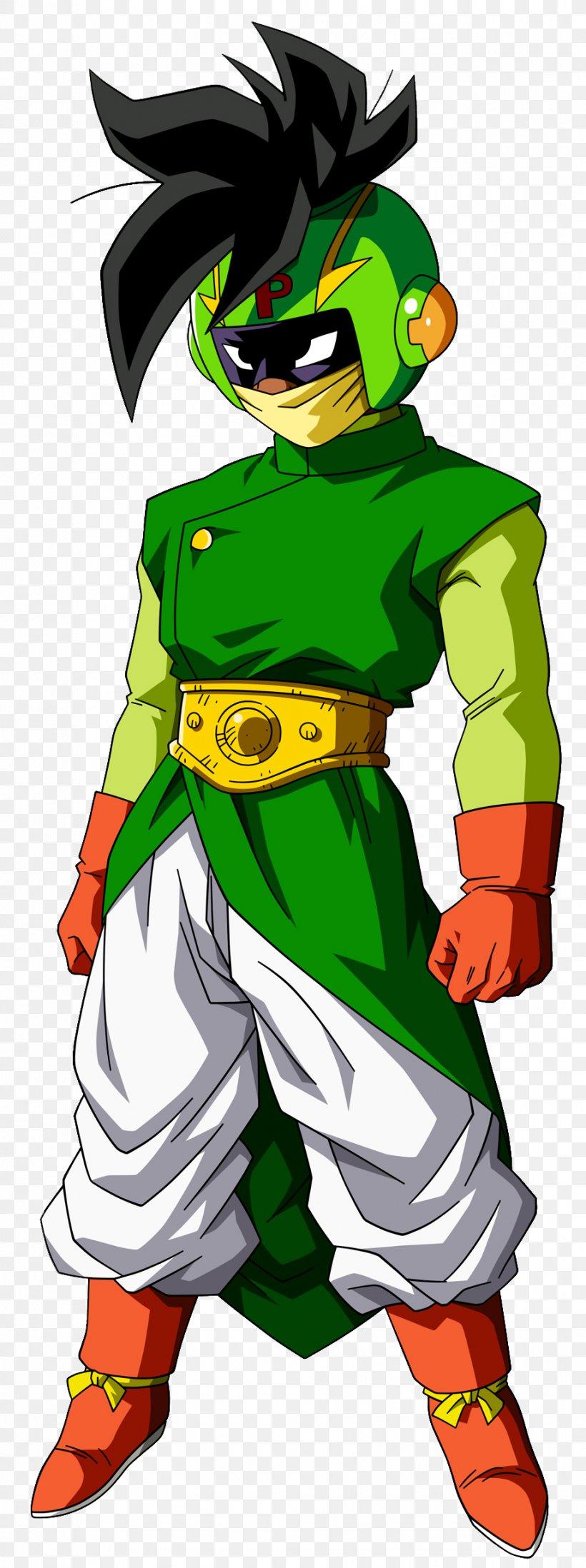 Uub Gohan Goku Cell Dragon Ball, PNG, 918x2459px, Uub, Art, Cartoon, Cell, Costume Download Free