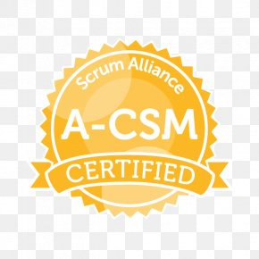 Scrum Master - Certified Scrum Master (CSM) Training Agile Software Development Certification PNG
