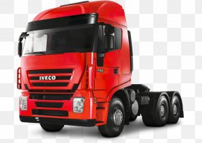 Truck - China Iveco Truck Tractor SAIC Motor PNG