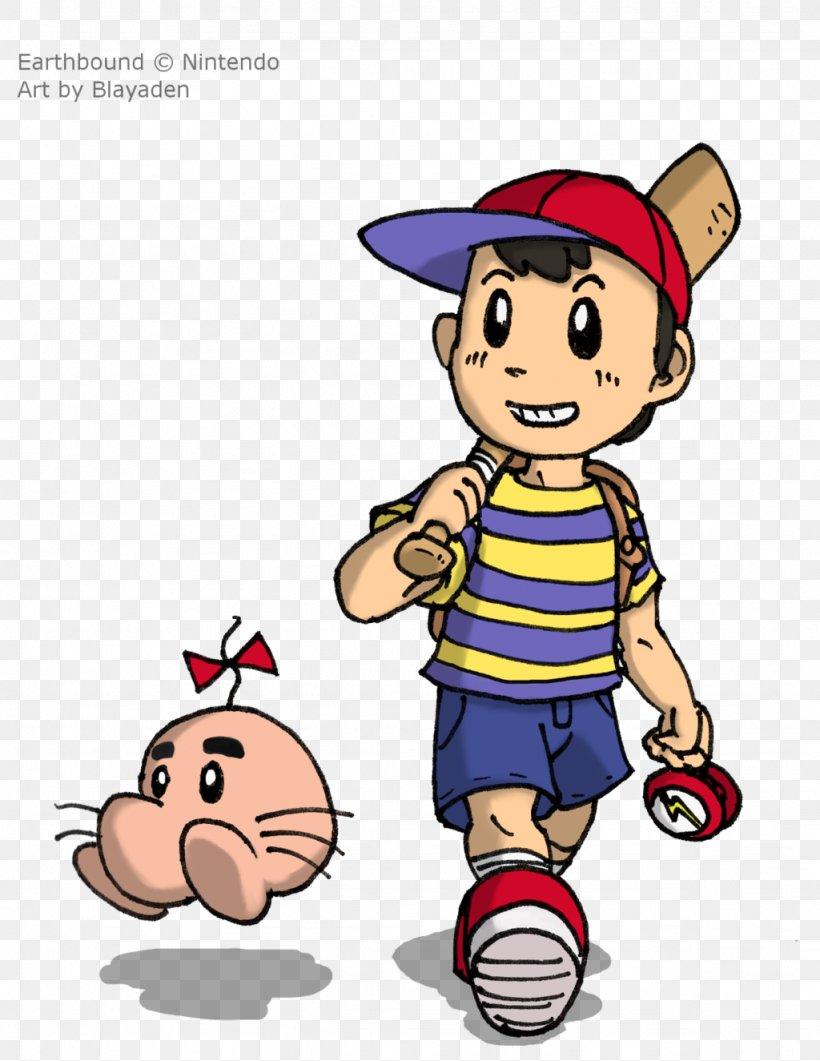 EarthBound Super Nintendo Entertainment System Mr. Saturn, PNG, 1024x1325px, Earthbound, Art, Artwork, Boy, Cartoon Download Free