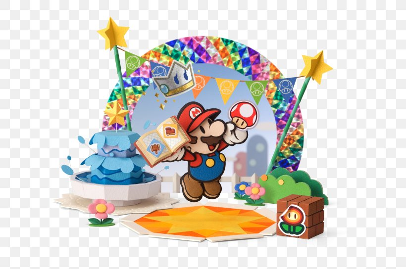 Super Mario Bros Paper Mario Sticker Star Super Mario 3d Land