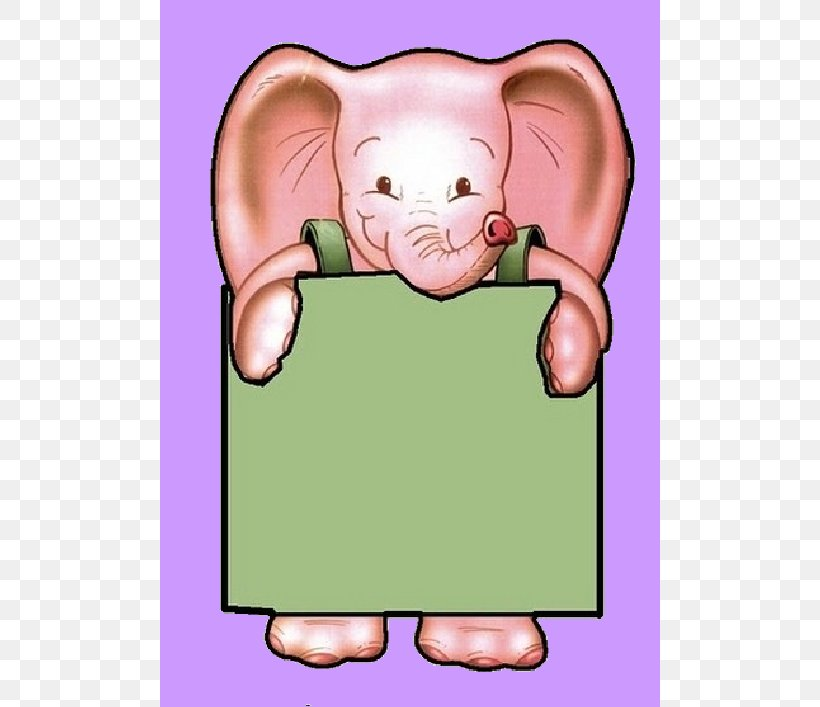 Clip Art Borders And Frames Image Label Paper, PNG, 500x707px, Borders And Frames, Art, Cartoon, Elephants And Mammoths, Label Download Free