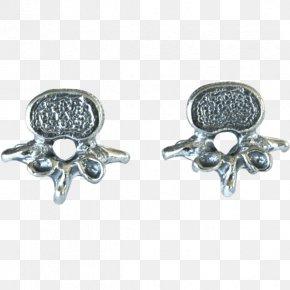 Handmade Jewelry - Earring Silver Body Jewellery Jewelry Design PNG