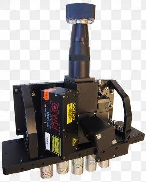 Microscope - Objective Optical Microscope Optics Autofocus PNG