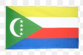 Flag - Flag Of The Comoros Flag Of The Comoros Fahne Gallery Of Sovereign State Flags PNG