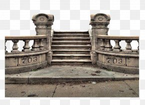 Stairs - Image Editing Data Compression PNG