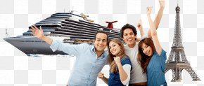 Travel Agency - Summer Vacation Atlantic City Villa PNG