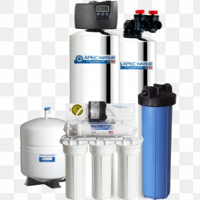 Filter - Water Filter Reverse Osmosis Membrane Water Purification PNG