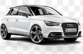 White AUDI Car Image - Audi A1 Car Audi R8 PNG