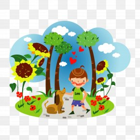 Illustrator Of Children - Clip Art For Summer Clip Art PNG