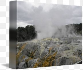 Park - Geology National Park Geyser Hill Station PNG