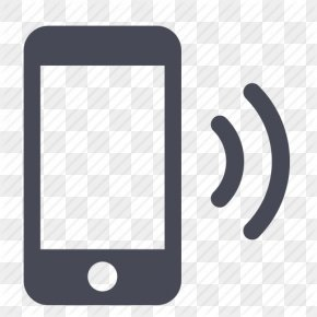 Nfc Icon Download - IPhone Near-field Communication Telephone Call Handheld Devices PNG