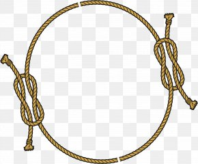 Vector Painted Rope Border - Rope Euclidean Vector Computer File PNG