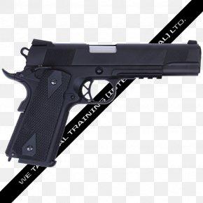 Airsoft Guns Trigger M1911 Pistol PNG