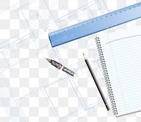Building Plan - Paper Plan PNG
