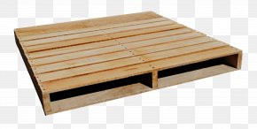 Wood - Plywood Pallet Crate Lumber PNG