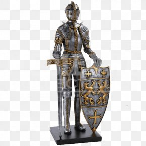 Medieval - Middle Ages Knight Plate Armour Crusades PNG