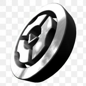 Silver - Alloy Wheel Rim Silver PNG