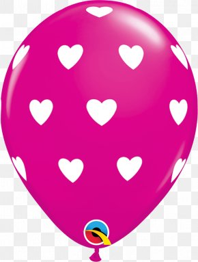 Balloon - Balloon Valentine's Day Color Heart Helium PNG