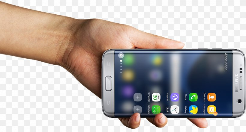 Samsung GALAXY S7 Edge Samsung Galaxy S8 Samsung Galaxy Note 7 Samsung Galaxy S6 Edge, PNG, 1452x781px, Samsung Galaxy S7 Edge, Android, Cellular Network, Communication Device, Electronic Device Download Free