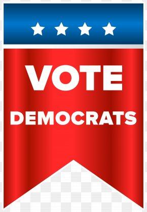 Vote Democrats Clip Art Image - Television Remote Control Universal Remote Roku Element Electronics PNG