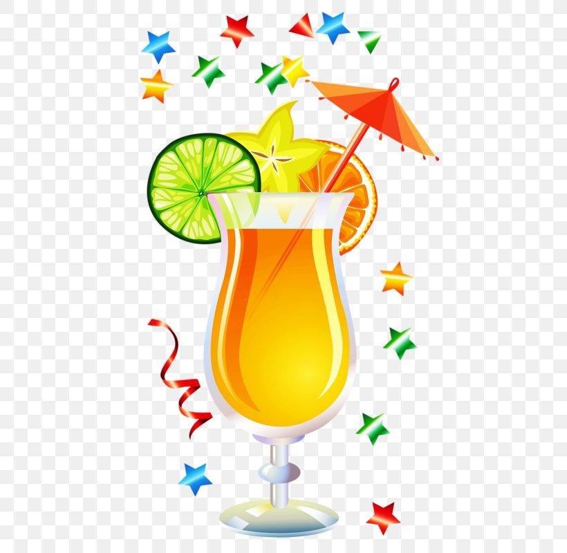 Cocktail Juice Drink Clip Art, PNG, 451x800px, Cocktail, Cocktail Garnish, Drink, Food, Harvey Wallbanger Download Free